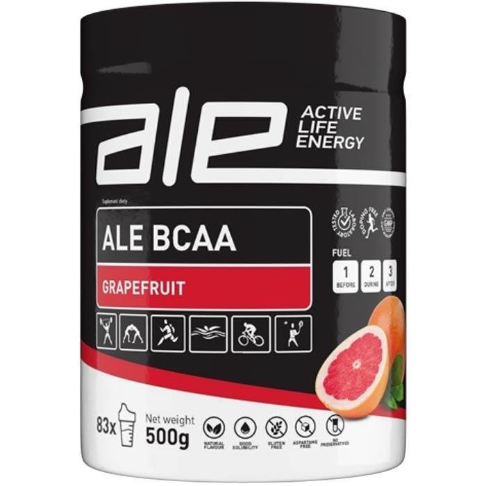ALE BCAA - aminokwasy w formie instant GRAPEFRUIT