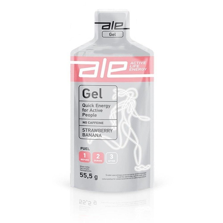 BUT Gel (55,5g) - Energy Gel (strawberry / banana)