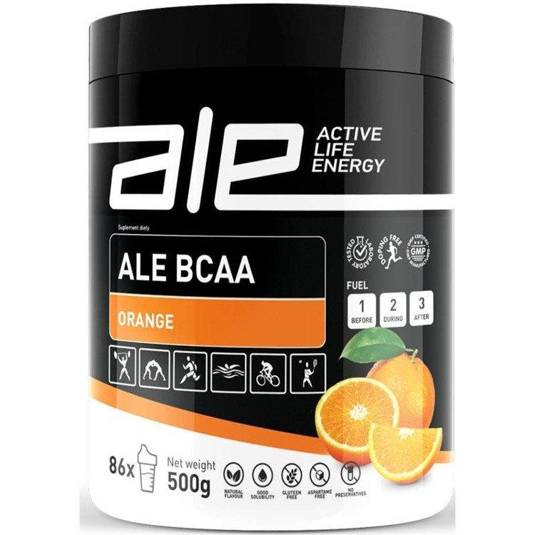 BUT Orange BCAA - amino acids in the form of instant
