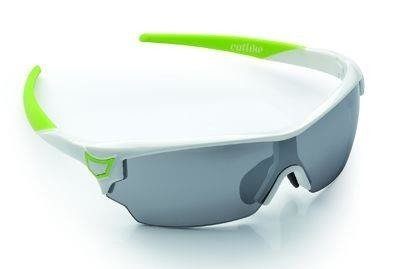 Catlike D'Lux Basic Micro - sunglasses (white and green)