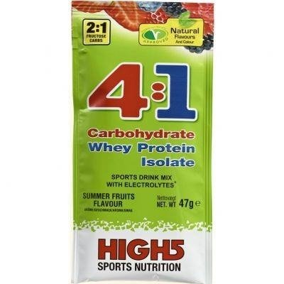 High5 4: 1 Energy Source 47g - carbohydrate-protein beverage (summer fruit)