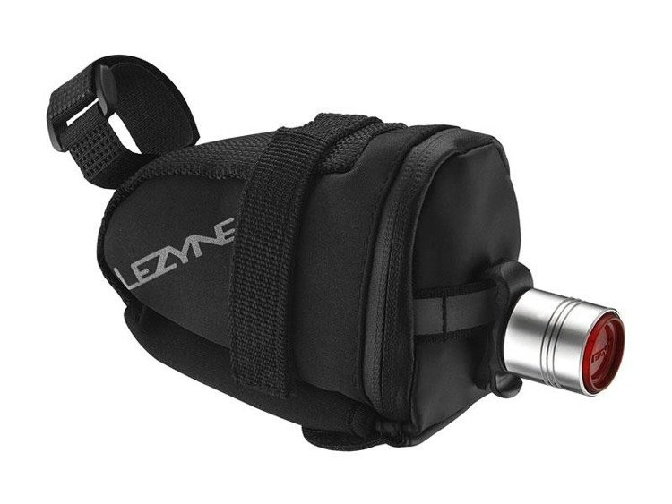 Lezyne Femto Drive - rear bicycle lamp LED (Silver)