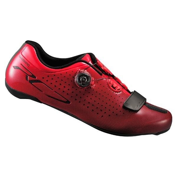 Shimano SH-RC700 - shoes road unisex (red)