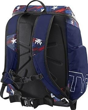TYR Alliance Team Backpack III - backpack training (navy-red)