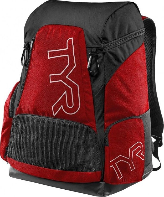 Tyr Alliance Team 45L Backpack - Backpack training (black and red)