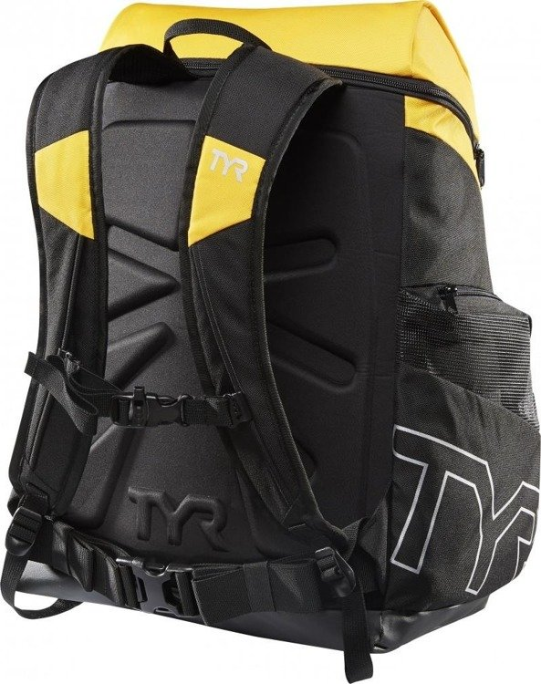 Tyr Alliance Team 45L Backpack - Backpack training (black and yellow)