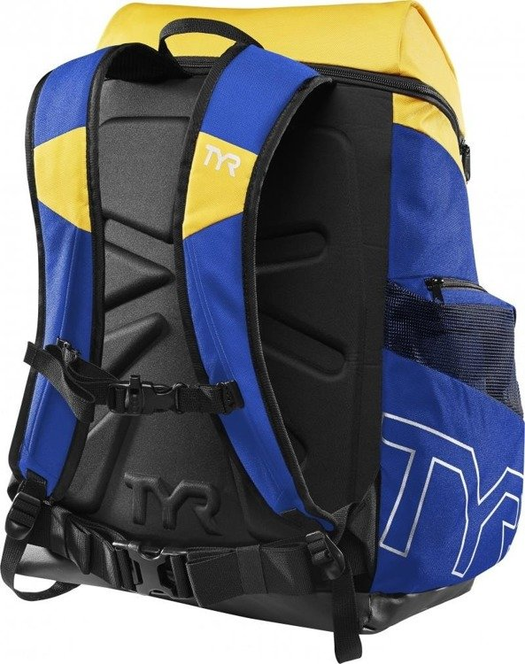 Tyr Alliance Team 45L Backpack - Backpack training (yellow and blue)