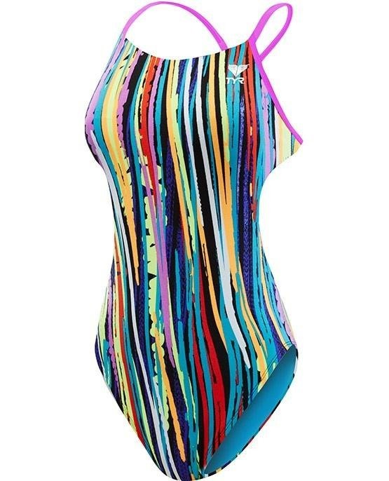Tyr Meraki Crosscutfit - Women's swimsuit