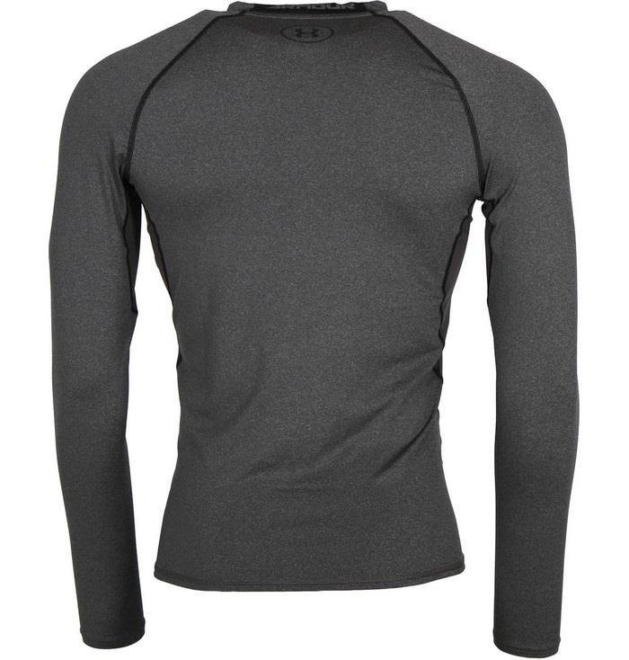 Under Armor HeatGear LS Comp - Track Jacket for Men (gray)